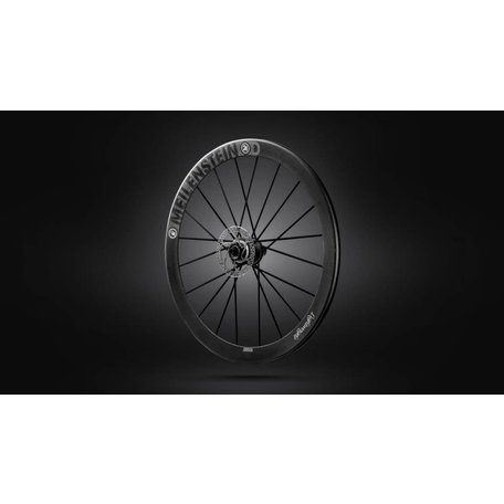 7e00f94f358 LIGHTWEIGHT Meilenstein 24 Disc Clincher - Shimano - Black Edition