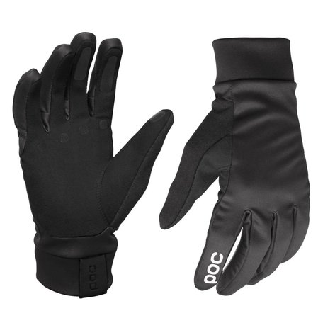 POC Essential Softshell Glove Uranium black