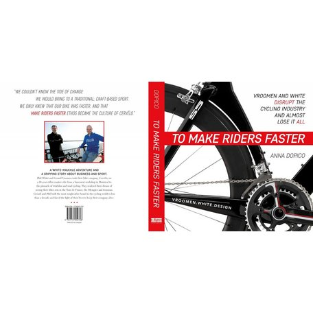 To Make Riders Faster - Book - Anna Dopico