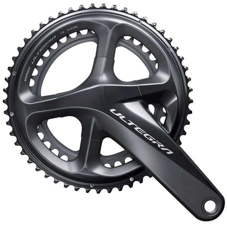 Shimano FC-R8000 Ultegra Front Chainwheel  FOR REAR 11-SPEED, HOLLOWTECH 2,172.5MM 52-36T, W/O BB PARTS,   IND.PACK