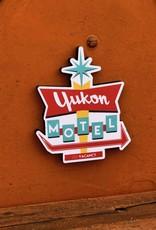 Yukon Motel Magnet