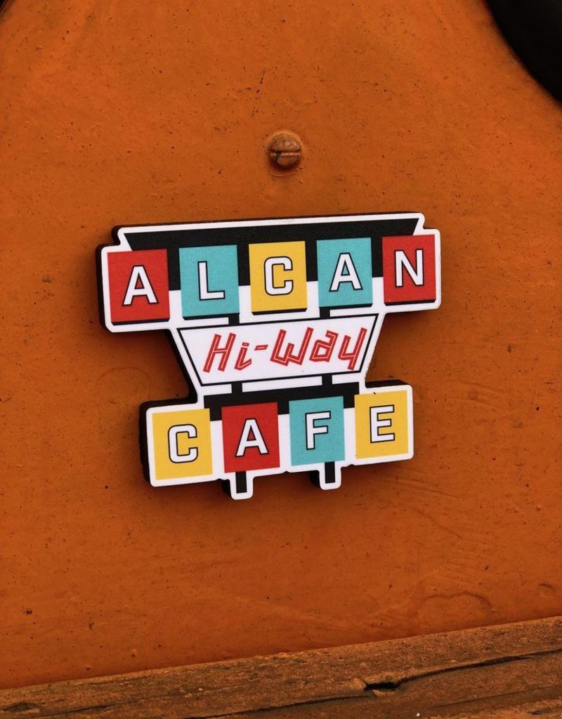 Alcan Cafe Magnet