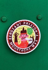 Sergeant Preston's Magnet