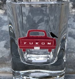 Yukon Truck Shot Glass