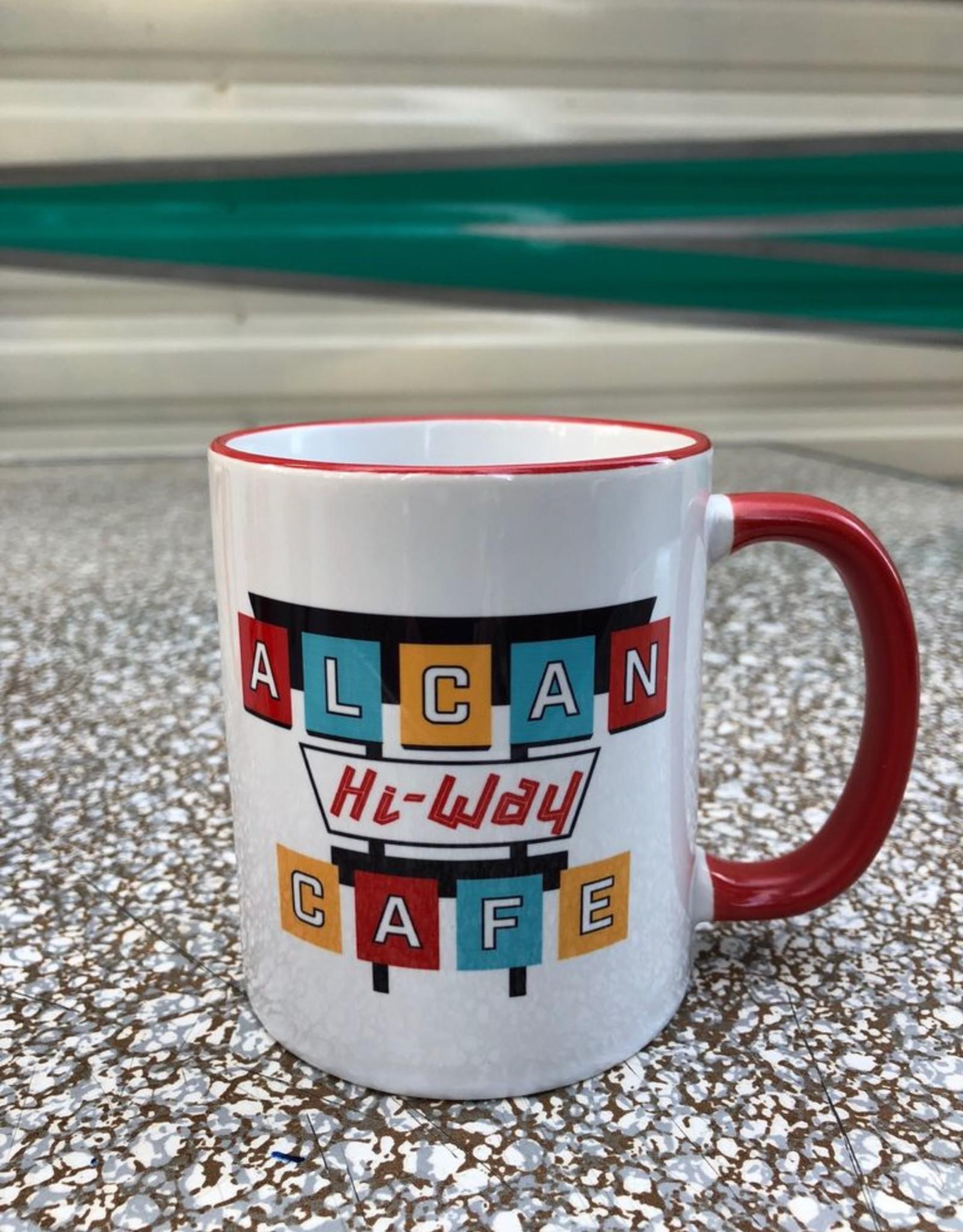 Alcan Cafe Ceramic Mug