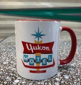 Yukon Motel Ceramic Mug