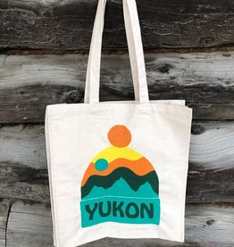 Yukon Toque Tote-Orange
