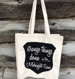 Strange Things Done Tote