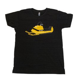 Kids Snowmobile T-shirt