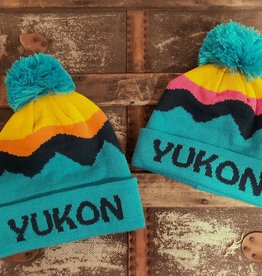 Yukon Adult Toque-Pink