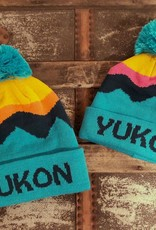 Yukon Kids Toque-Pink