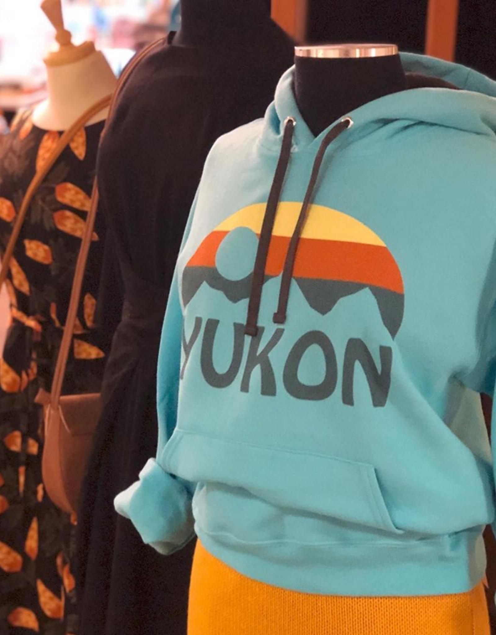 Yukon Sun Hoodie-Adult