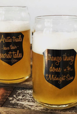 Arctic Trails Beer Glass