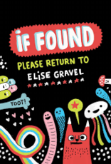 If Found Please Return
