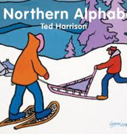 Northern Alphabet-Boardbook