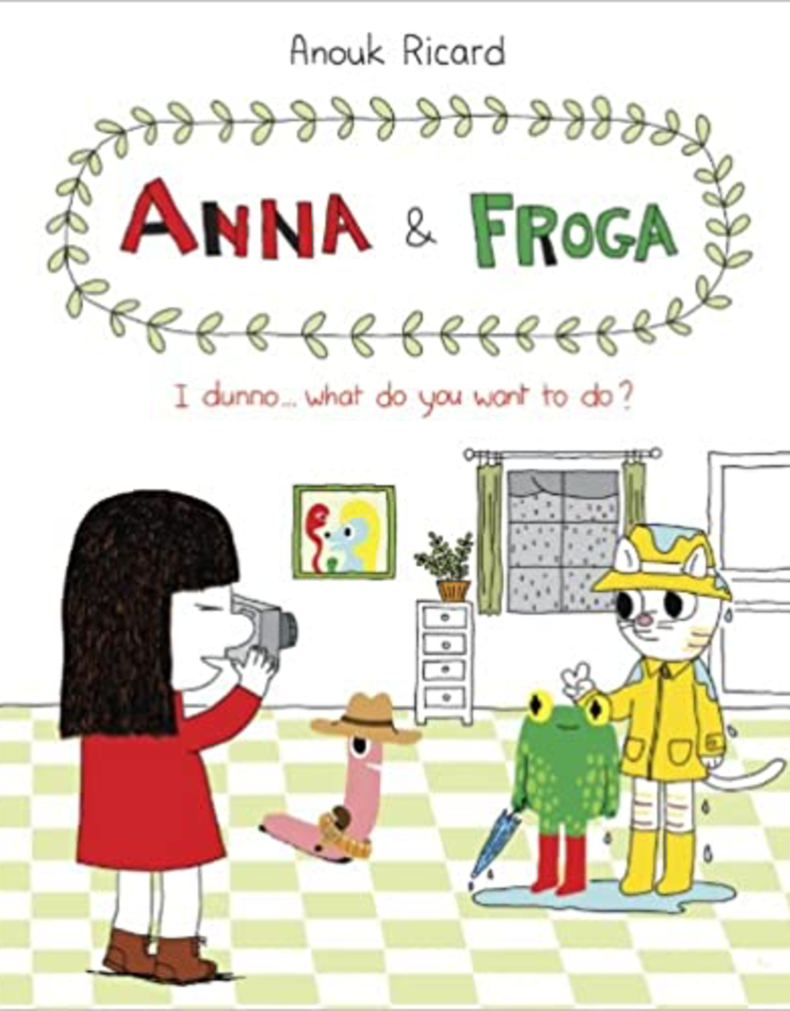 Anna And Froga