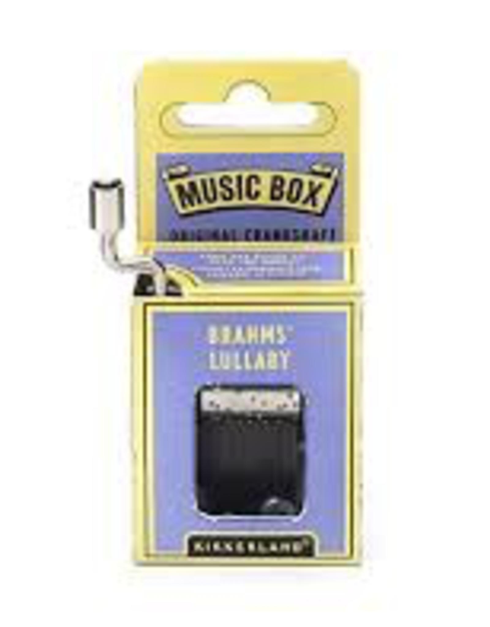 Music Box-Lullaby