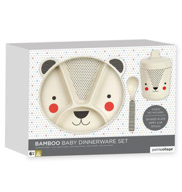Bear Dinnerware Set