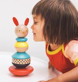 Rabbit Stacking Toy