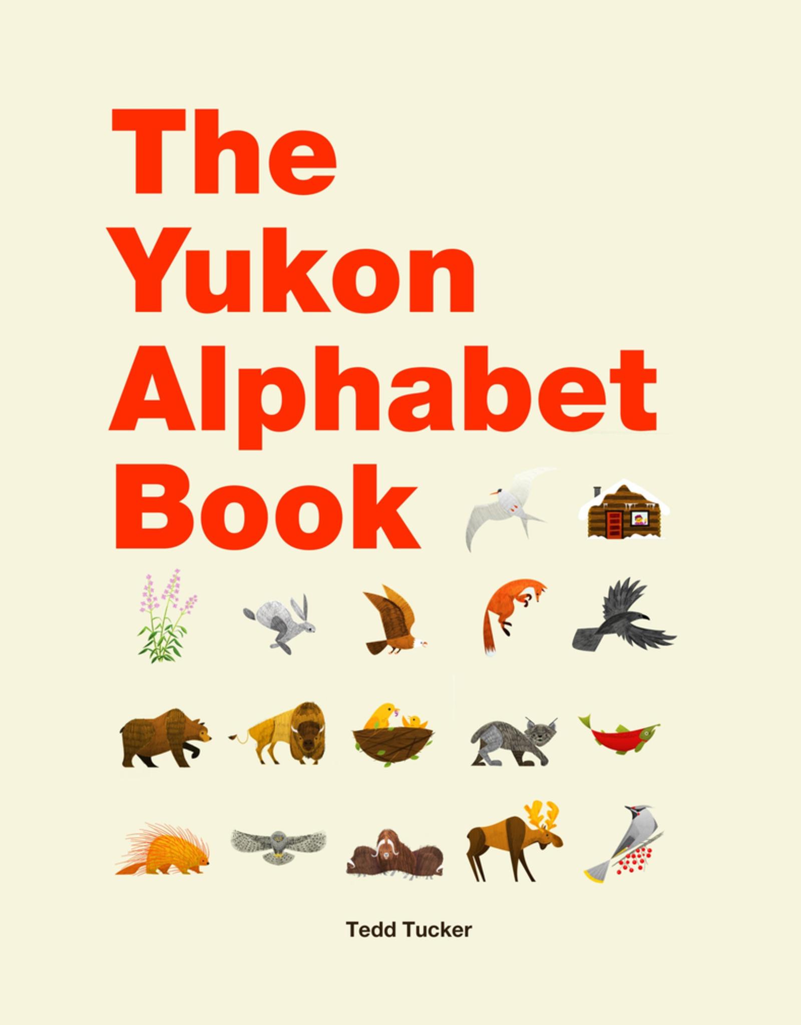 Tedd Tucker Alphabet Book
