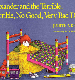 Alexander And The Teriible Horrible No Good Very Bad Day