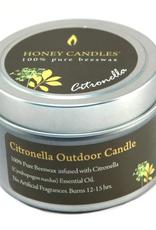 Essentials Tin Citronella Beeswax