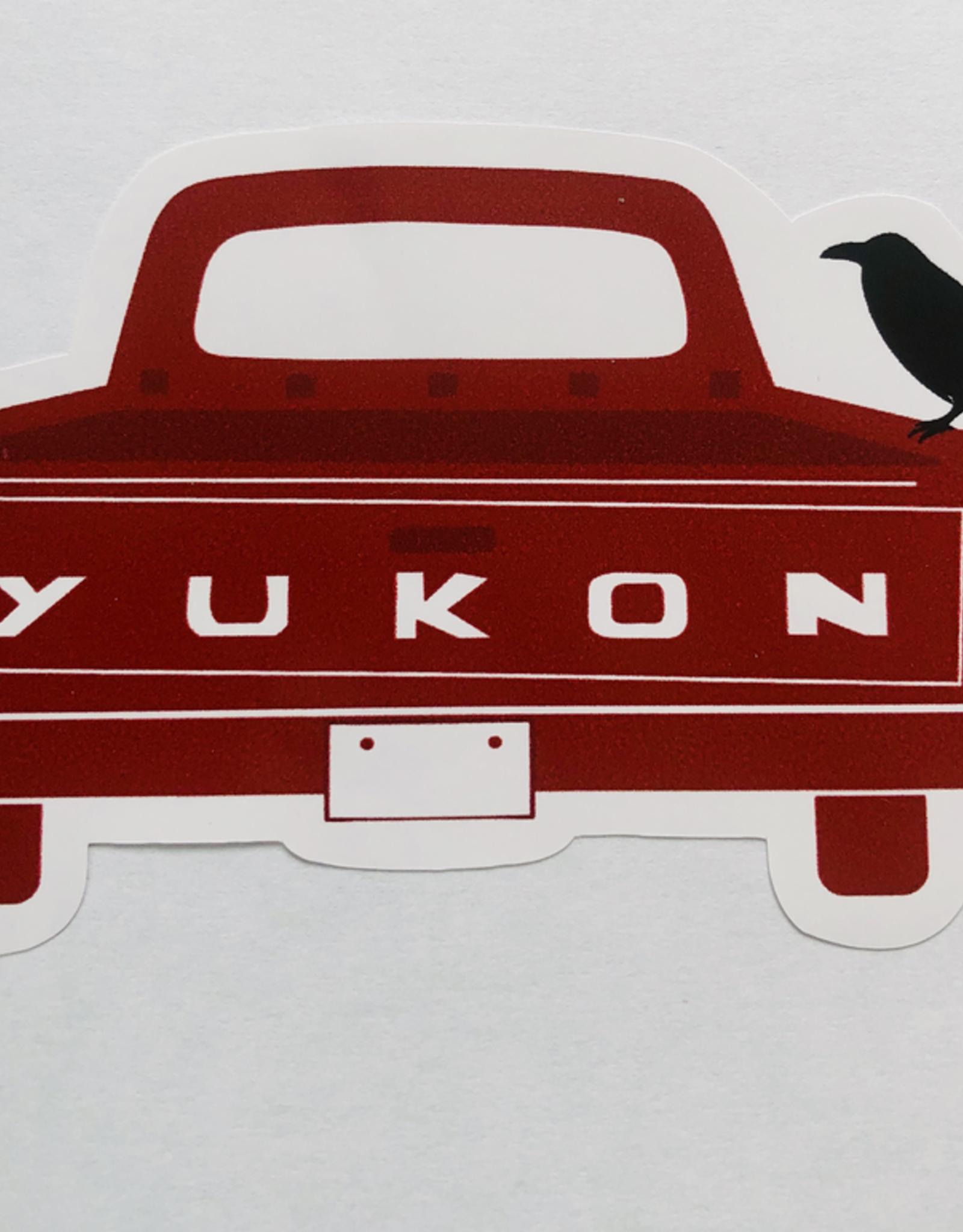Yukon Truck Sticker