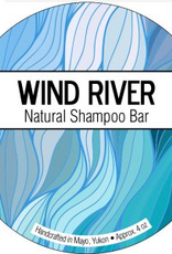 The Yukon Soaps Company Wind River Shampoo Bar