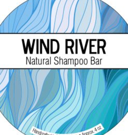The Yukon Soaps Company Wind River Shampoo Bar