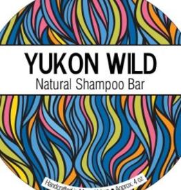 The Yukon Soaps Company Yukon Wild Shampoo Bar