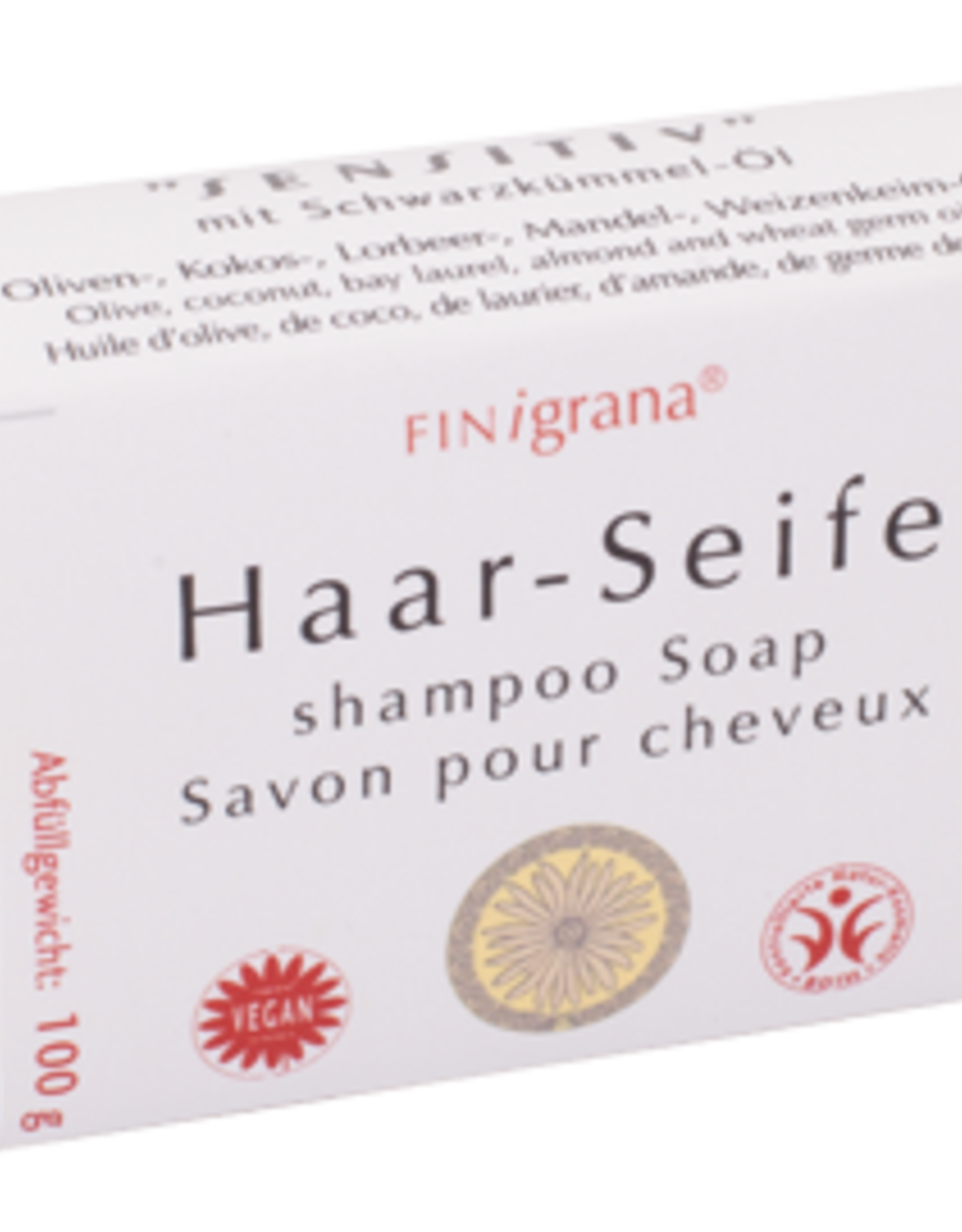Shampoo Soap-Sensitive