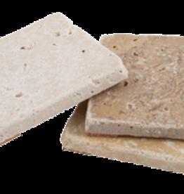 Soap Dish-Travertine