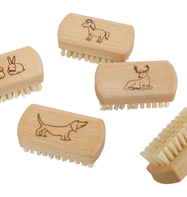 Nail Brush - Assorted Motifs