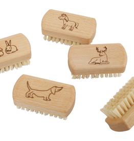 Nail Brush - Assorted Motifs