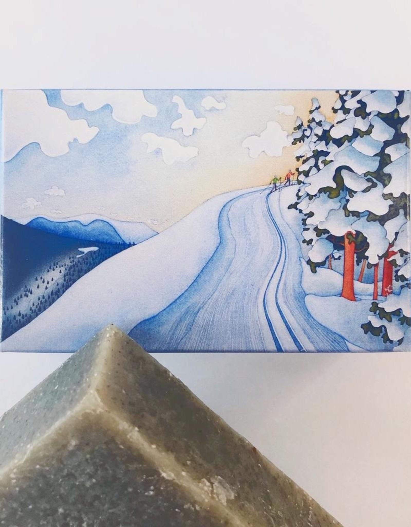 Yukon Winter Soap