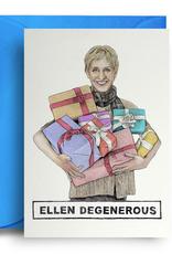 Ellen Quite Good Card