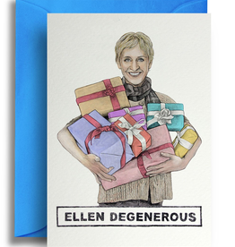 Ellen Quite Good Card