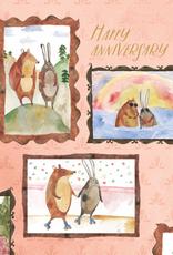 Critter Photographs Card