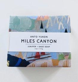 Anto Handmade Soap Miles Canyon