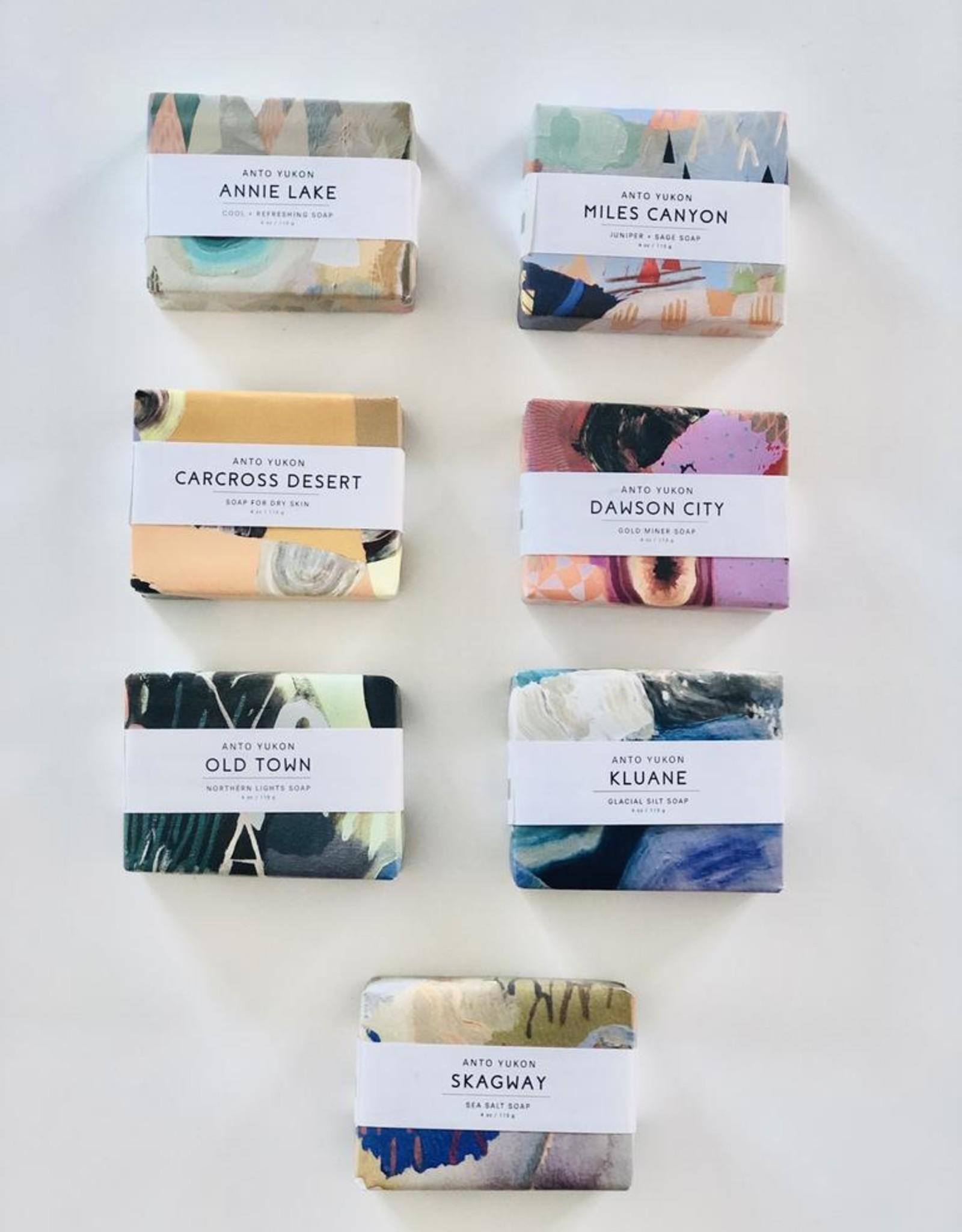 Anto Handmade Soap Skagway