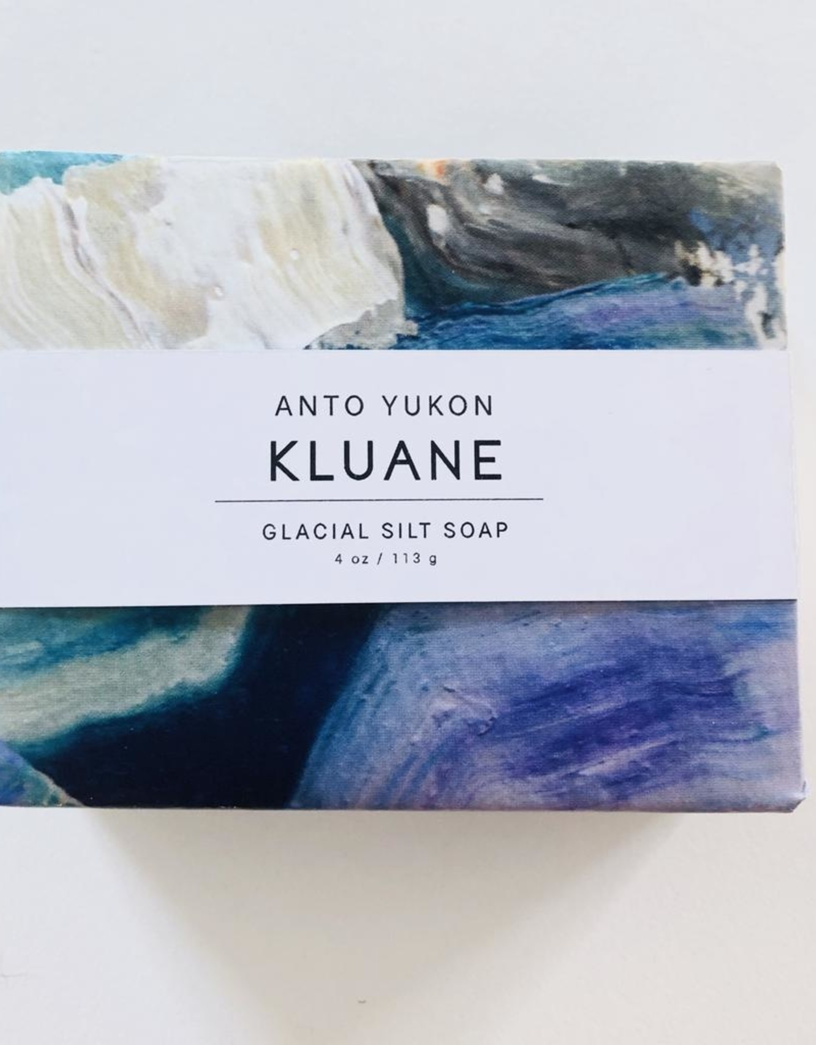 Anto Handmade Soap Kluane