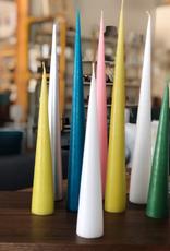 Cone Candle-Small-White