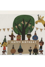 Birthday Party Card