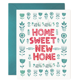 Sweet New Home Card