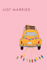 Volkswagen Beetle Card