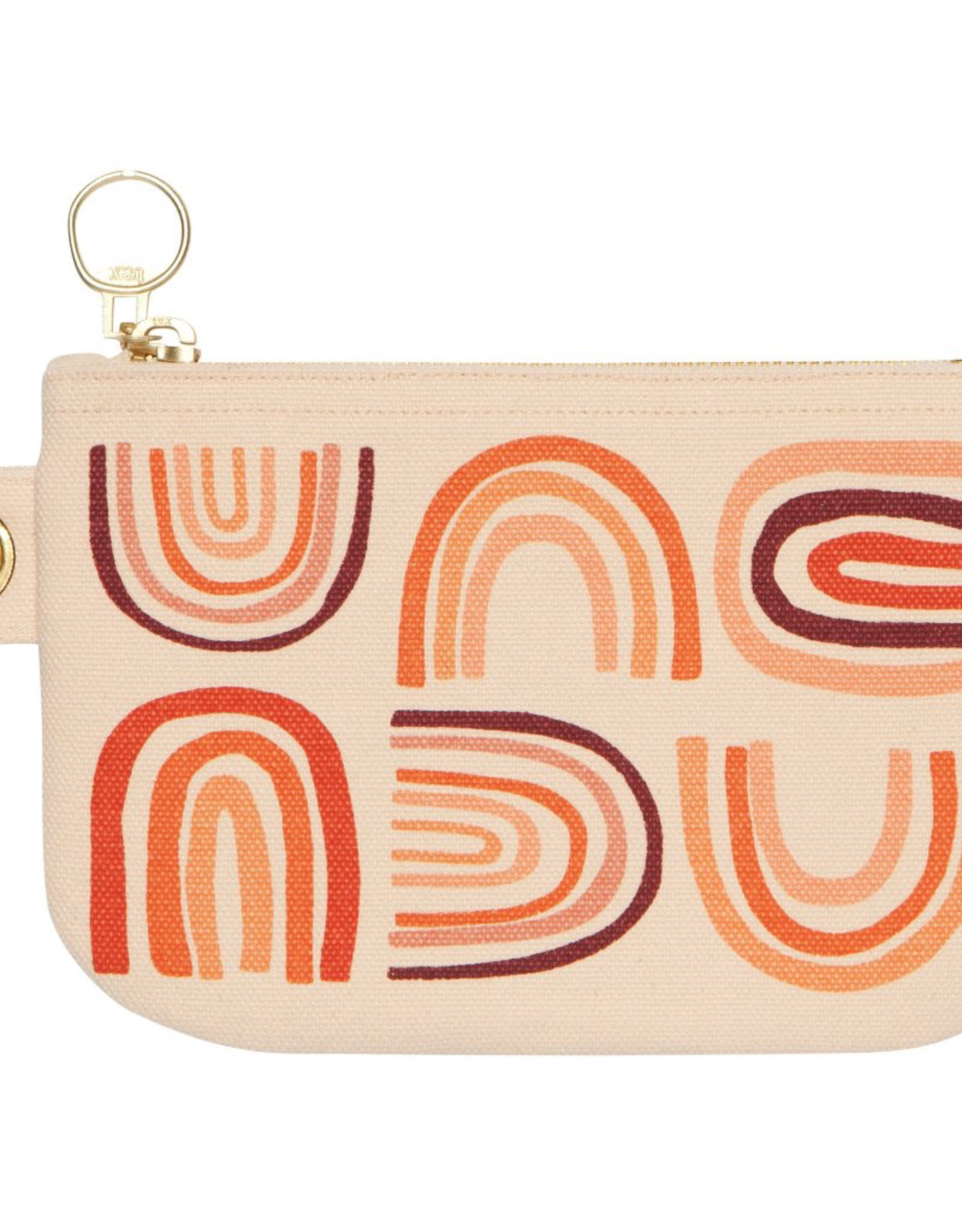 Solstice Zip Pouch-Small