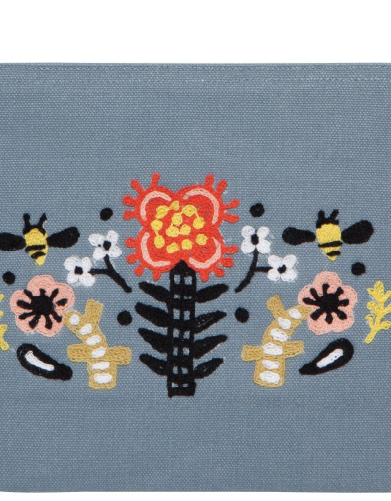 Frida Zip Pouch-Large