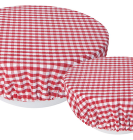 Bowl Cover-Gingham Set 2
