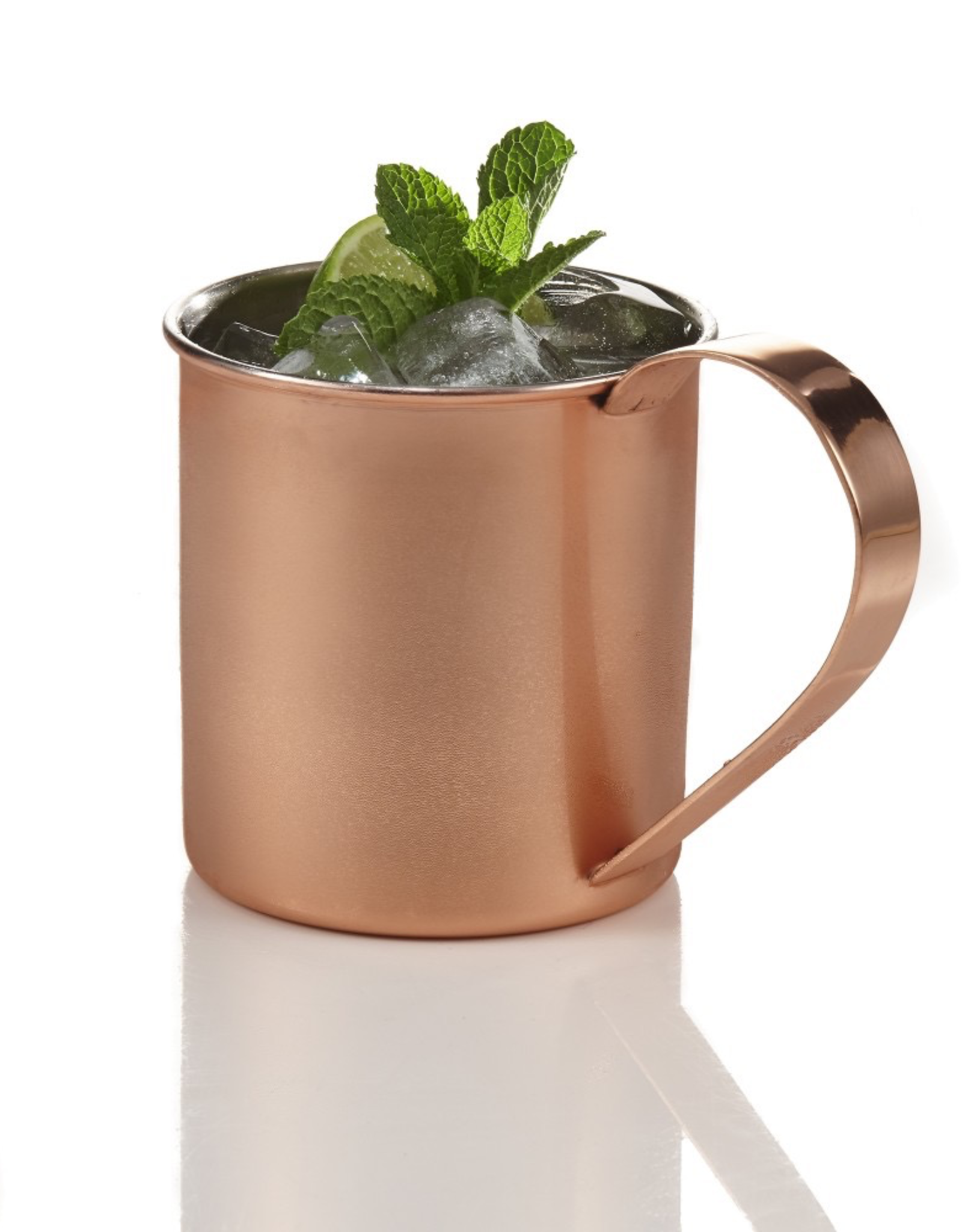 Moscow Mule Copper Straight Mug