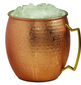 Moscow Mule Copper Belly Mug